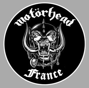 Motorhead France Sticker Dep9yezf-08002458-743278507
