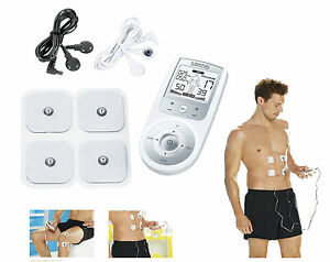 Sanitas-Sem-44-Digital-Elektro-Massage-EMS-TENS-Stimulationsgeraet-Tensgeraet-NEU