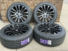 2010 2014 Cadillac Cts 18 Inch Hollander 4669 Set Of 4 Wheele And Tires