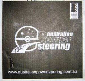 HOLDEN-RODEO-RECO-MANUAL-STEERING-BOX