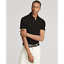 375-Ralph-Lauren-Purple-Label-Black-Zip-Placket-Stretch-Pique-Polo-Sport-Shirt thumbnail 6