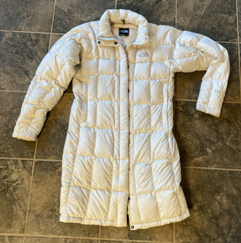 Women's The North Face TNF Off White 600 Fill Down