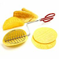 Norpro 1061 Taco Shell Maker Press Tortilla Fryer on Sale