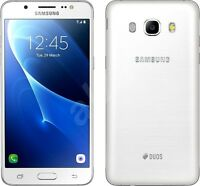 "Sealed New Samsung Galaxy J5 (2016)J510 Dual Sim 4G LTE 16GB Unlocked WHITE 5.2"""