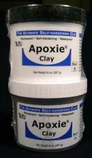 Aves Apoxie Clay Native 2-Part Self-Hardening Modeling Clay 1 lb