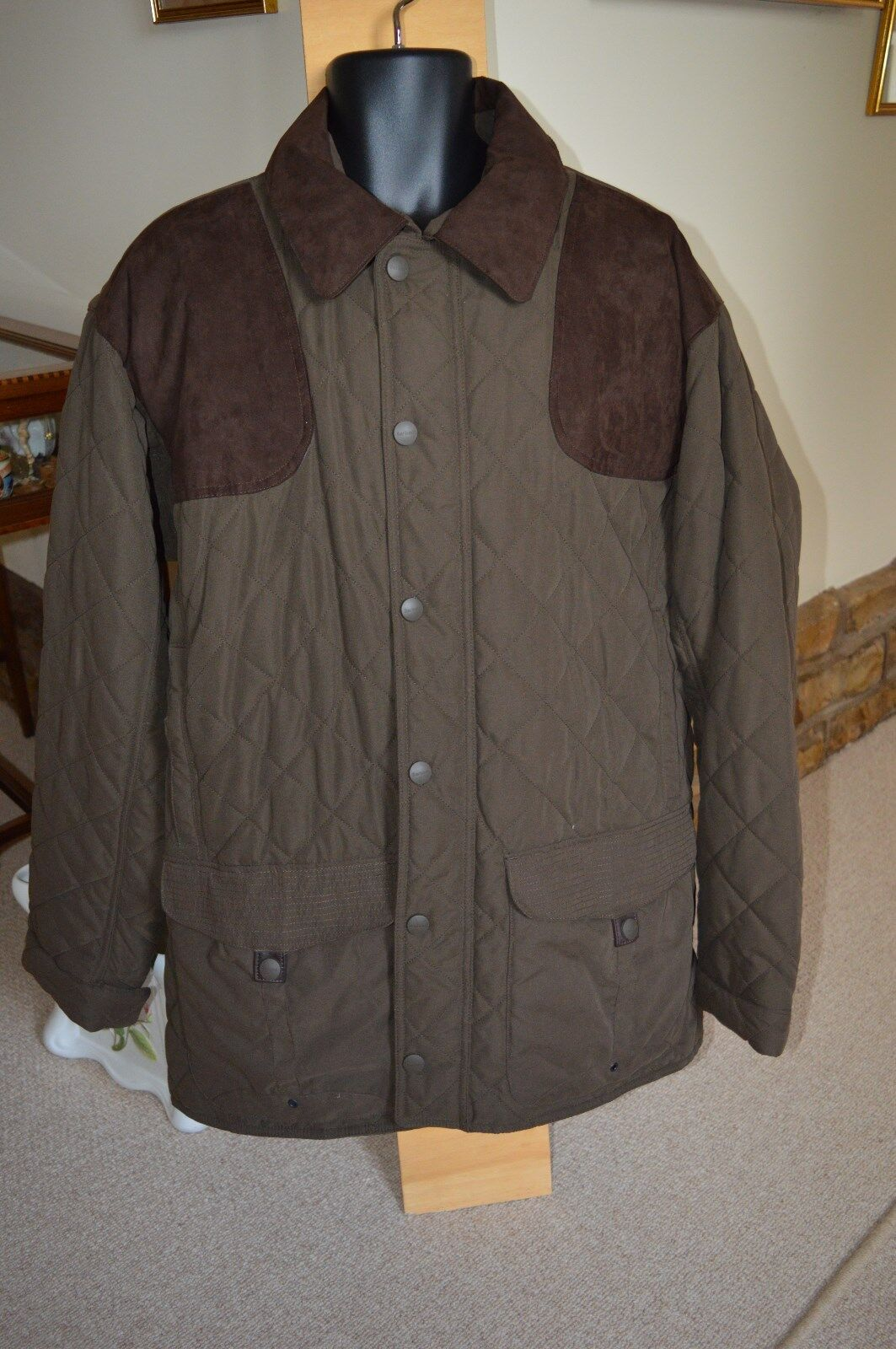 BARBOUR BARBOUR BARBOUR fulmaro Giacca Grande & X Large dc7d41