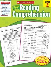 Scholastic Success with: Reading Comprehension (2010, Paperback)