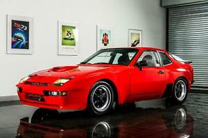 1981 Porsche 924 Carrera GTS GTS