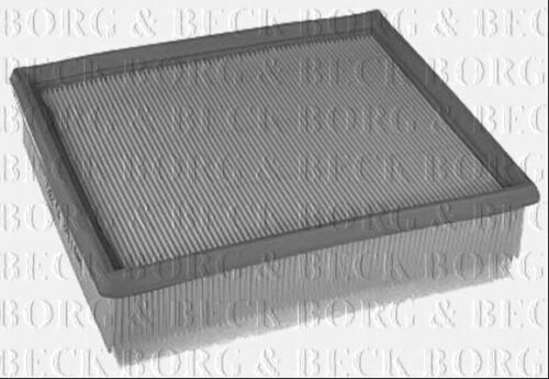 BORG /& BECK AIR FILTER FOR BMW 1 DIESEL 1.6 HATCHBACK 85KW