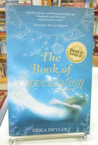 1 of 1 - The Book of Speculation by Erika Swyler (Paperback, 2015)