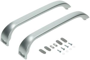 Bosch Kühlschrank Silber : Passt bosch kühlschrank gefrierschrank silber tür haltegriff