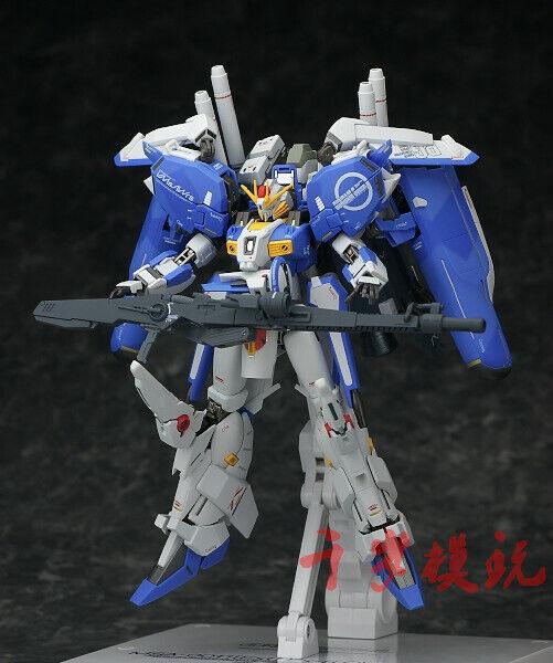 Bandai Metal Robot Spirits Ka Soul Hajime Katoki 1 144 ex figura de Acción Gundam-S