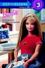 Barbie.Com: Kitty's Surprise by Barbara Richards (1999, Hardcover): Kitty's Surp