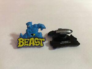 X-Men Beast Figure Shoe-Doodle X-Men Shoe Charm for Crocs Shoe Charms SPDR2023