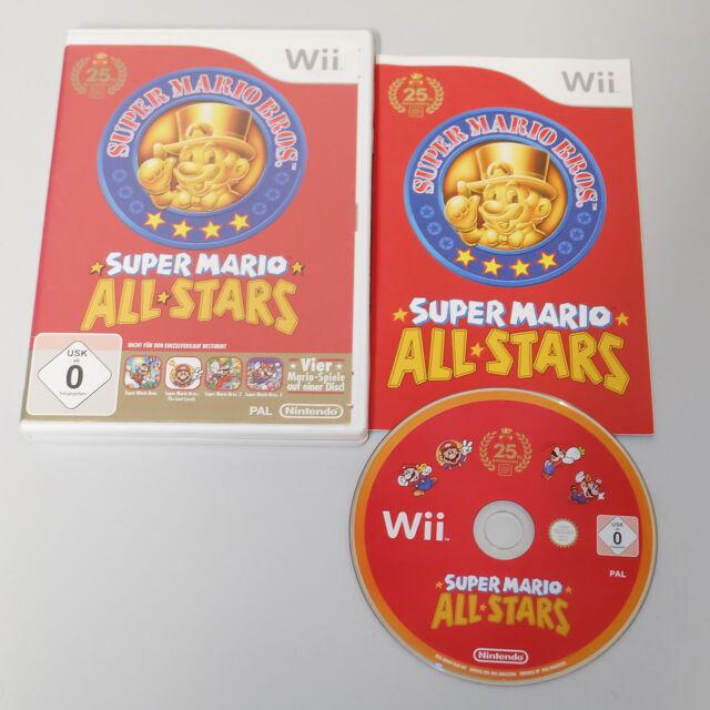 Super Mario All-Stars  25 Jahre Jubiläumsedition Nintendo Wii