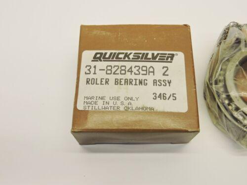 Mercruiser Gen 2 Forward Tapered Roller Bearing 31-828439A2 18-1197 Quicksilver*