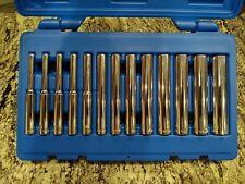 Blue Power By Cornwell Tools 14 Extra Deep Metric Socket Set