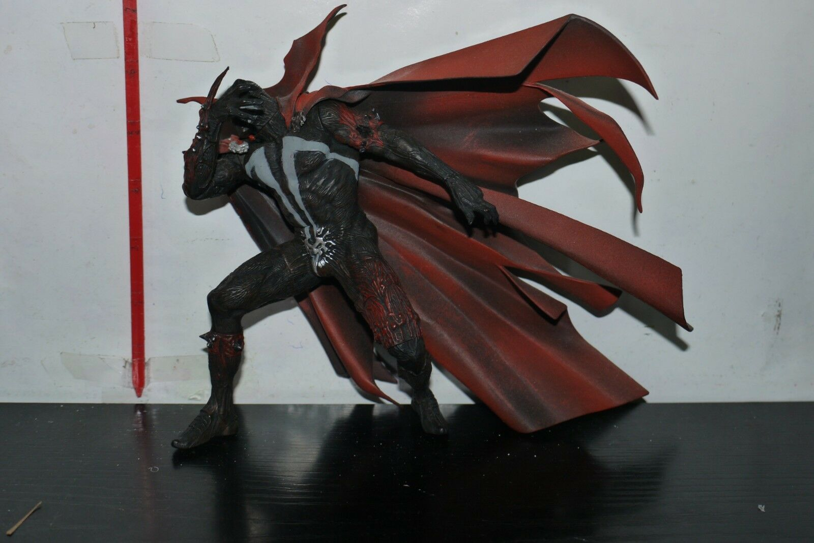 McFarlane Toys Spawn Spawn Spawn Evolutions Series 29 Spawn 9 6  Figure a70ff4