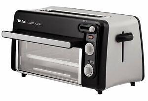 Moulinex-Toast-amp-Grill-TL600830-Tostador-y-horno2-en-1-1300-W-libro-de-recetas