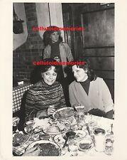 Original Photo General Hospital Stars Emily McLaughlin & David Lewis 1-20-82