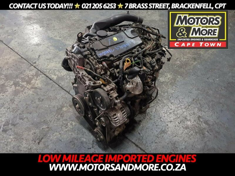 Renault Traffic M9R 2.0 Engine For Sale No Trade in Needed