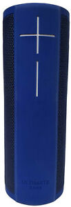 Ultimate Ears UE BLAST Bluetooth WI-FI Speaker Waterproof Built-in Alexa Blue