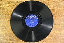 "78 ca 1940 Jan Savitt ""I'll Always Be In Love With You"" ""Get Happy"" DECCA E-"