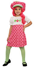 Child Small Strawberry Shortcake Girls Costume - Kids Costumes