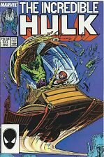 HULK 331 (Marvel Comics, 1987) VFN  Second McFARLANE