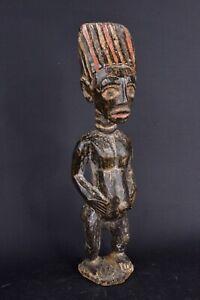 Statue-africaine-koulango-akan-de-Cote-d-039-Ivoire-en-bois-2017150