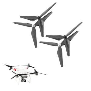 4PCs-Carbon-Fiber-9450-Propeller-CW-CCW-3-Blade-Prop-For-DJI-Phantom-1-2-3