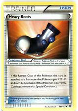 x4 Heavy Boots - 141/162 - Uncommon Pokemon XY Breakthrough M/NM English