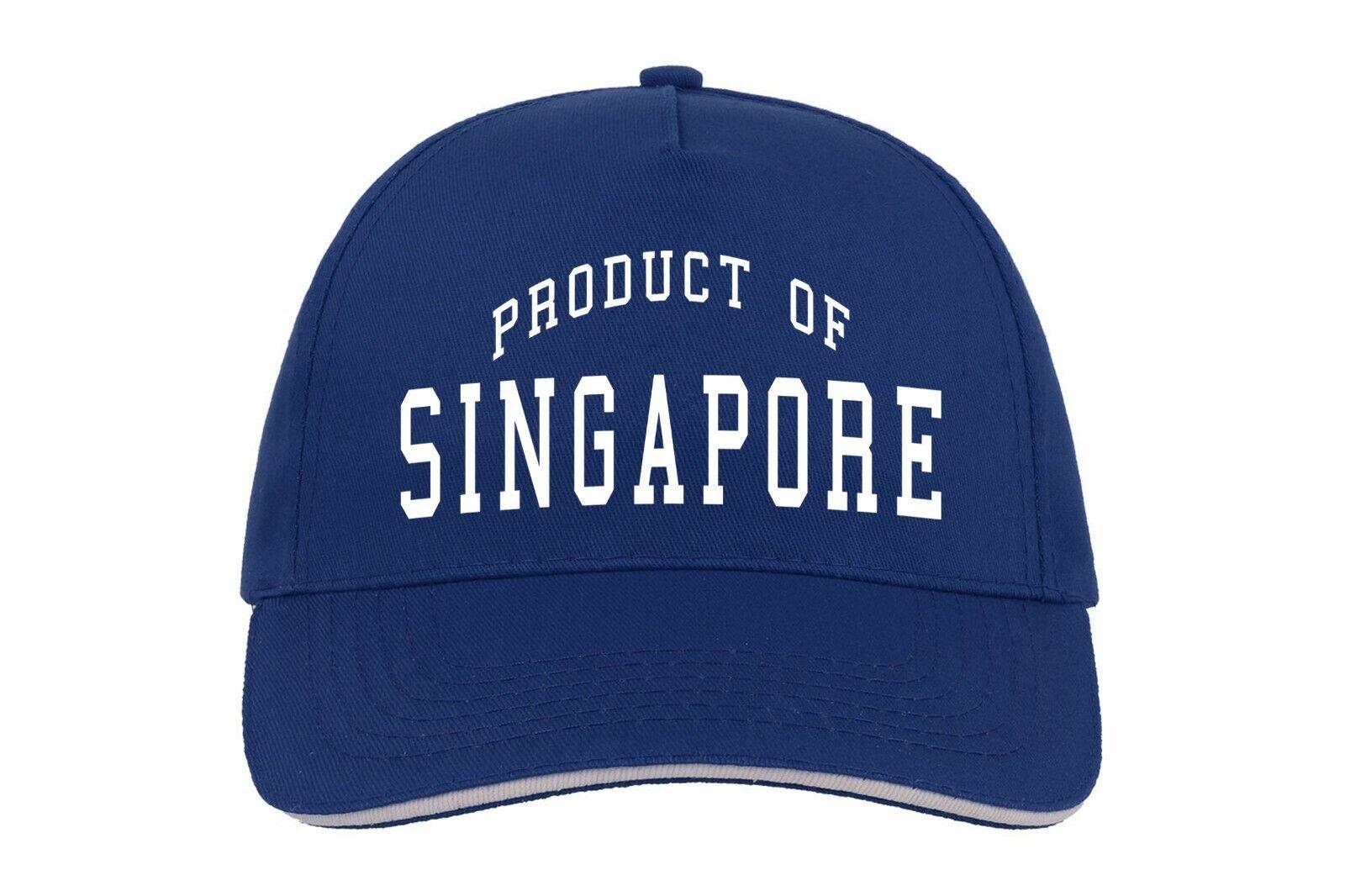Singapur Produkt Von Baseballmütze Cap Maßgefertigt Geburtstagsgeschenk Country