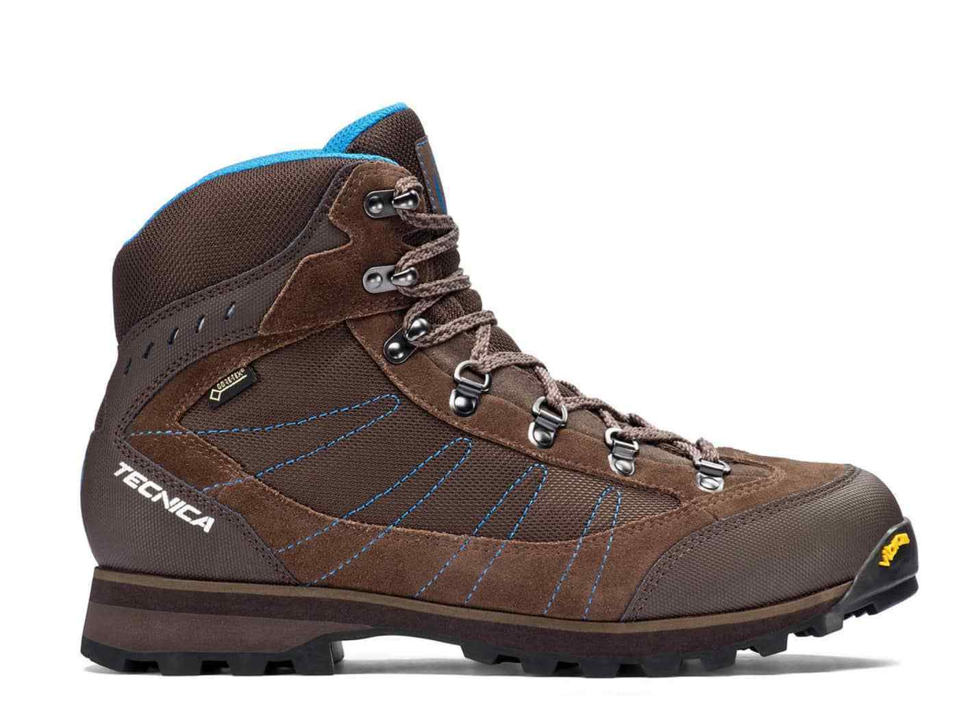 Tecnica Makalu IV  GTX Ms Chaussure de Trekking size 42 Eu US 9 8 UK brown  up to 65% off