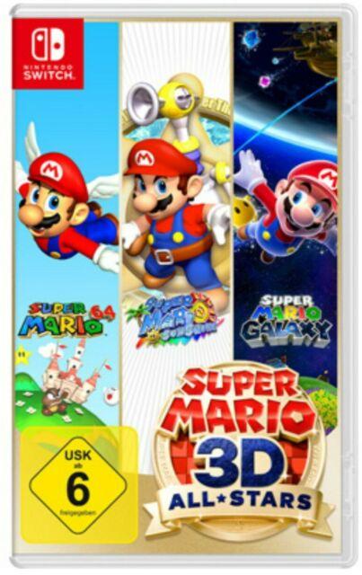 Super Mario 3D All-Stars - Nintendo Switch Neu