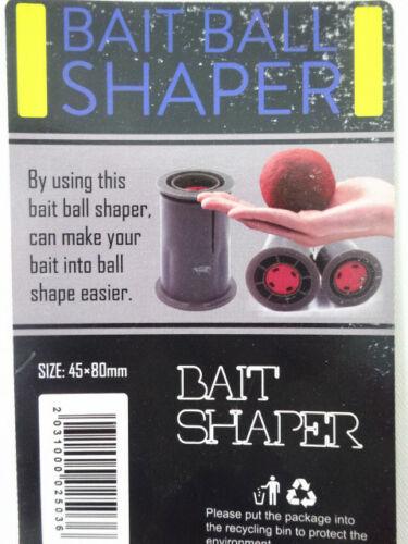 1 PCS ABS bait shaper bait ball shaper bait fishing