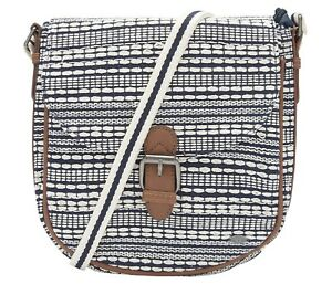 fa65784a24c1 Image is loading ANIMAL-WOMENS-BAG-CORI-NAVY-TEXTILE-WOVEN-SHOULDER-