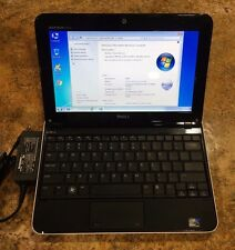 "Dell Inspiron Mini 1012 Netbook 10.1"" Intel Atom N450 1.66GHz 1GB 160GB HDD Win7"