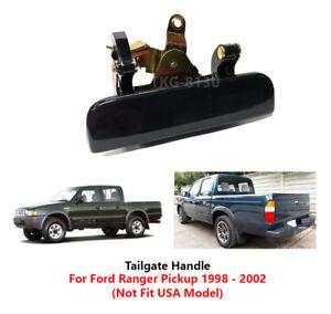 Black Rear Tailgate Tail Gate Handle for 98-11 Ford Ranger Mazda Pickup Truck
