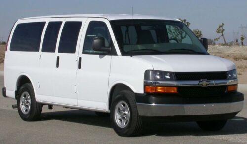 96 17 Chevy Express Right Cargo Door Front Outer Skin Bottom GMC Savana Van