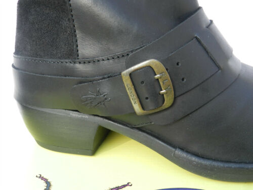 Mont Fly Chaussures Bottines London 40 Femme Fourr wSUSgxzA