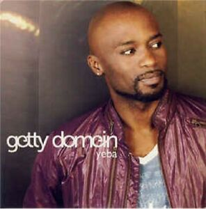 "Getty Domein - ""Yeba"" - 2010 - CD Single"