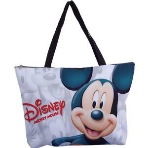 billiger Verkauf Online kaufen High Fashion Details zu Mickey Mouse Tasche Handtasche Damentasche Schultertasche p26  w2033
