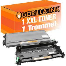 Trommel & Toner für Brother HL2140 HL2150N HL2170N DCP7030 MFC7320 DR2100 TN2120
