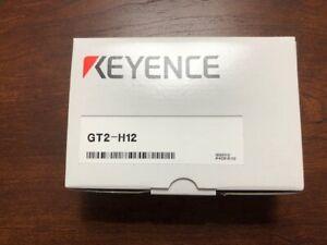 NEW IN SEALED BOX KEYENCE CONTACT SENSOR GT2-H12