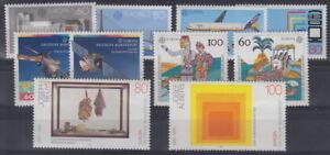 CEPT-Ausgaben-BRD-aus-1987-1993-5-Saetze-postfrisch-MW-17-30-2Y-26-2-2