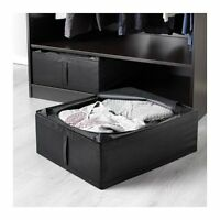 Ikea Skubb Underbed Storage Box, Black, 2 Pack, New, Free Shipping on sale