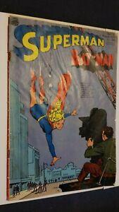 Supermann Nr.16 von 1970,Zustand 2-3,Ehapa,Comic,Superhelden,Sammlung,Vintage