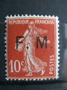 FRANCE-neuf-FRANCHISE-MILITAIRE-n-5