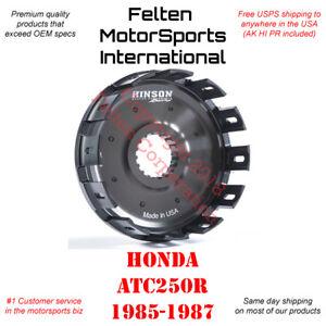 Honda TRX250R Clutch Kit Set Discs Disks Plates Springs Gasket TRX 250R HD 86-87